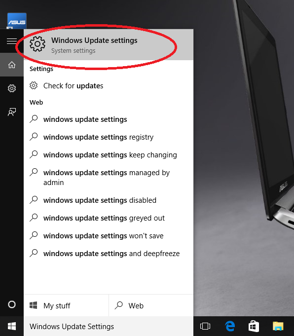Turn on Automatic Updates in Windows 10 - Turn on Automatic