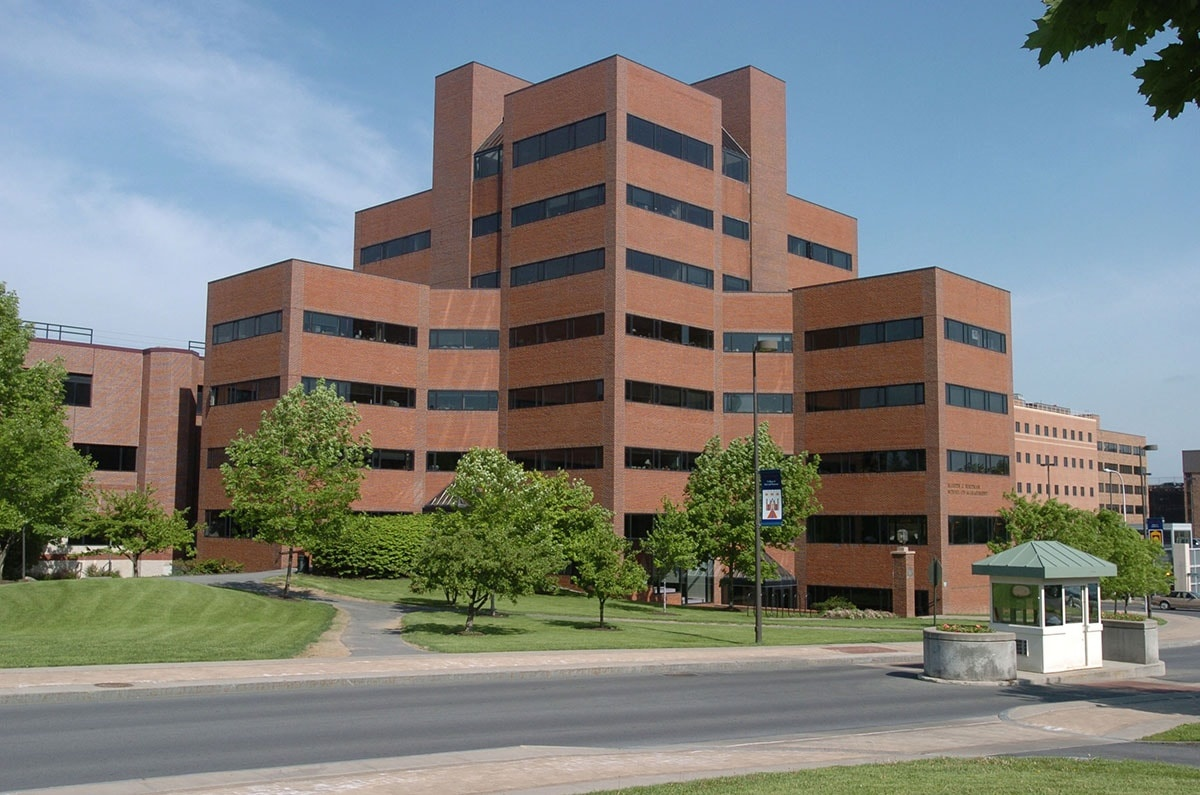 Picture of Crouse Hinds Hall
