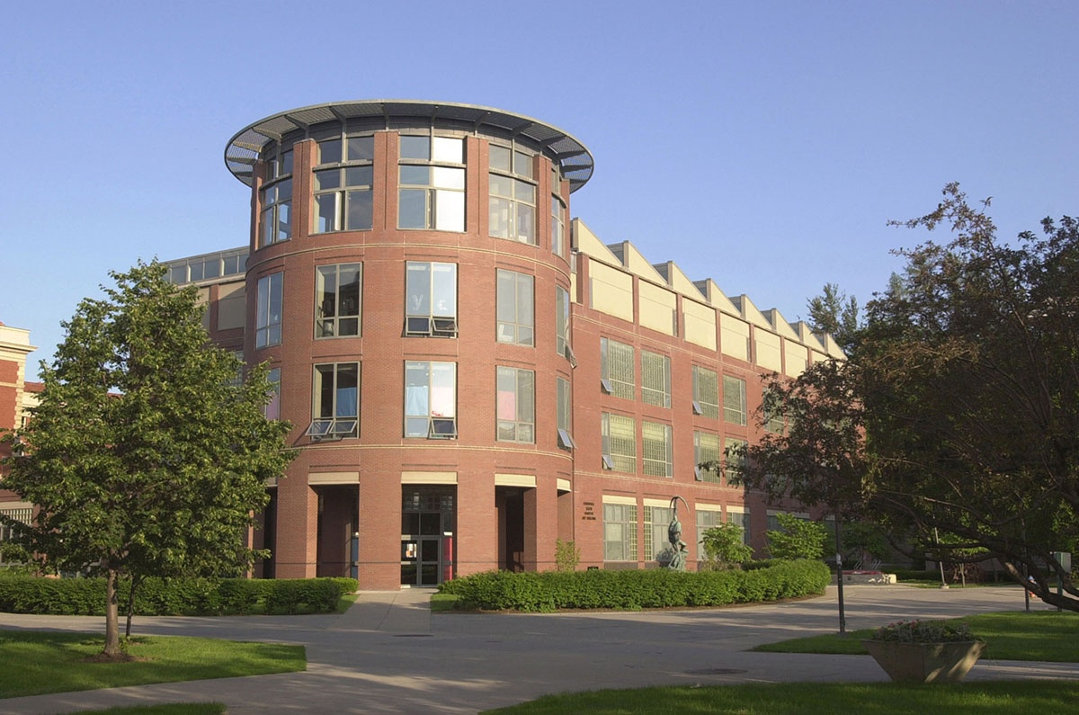 Picture of Shaffer Art Building