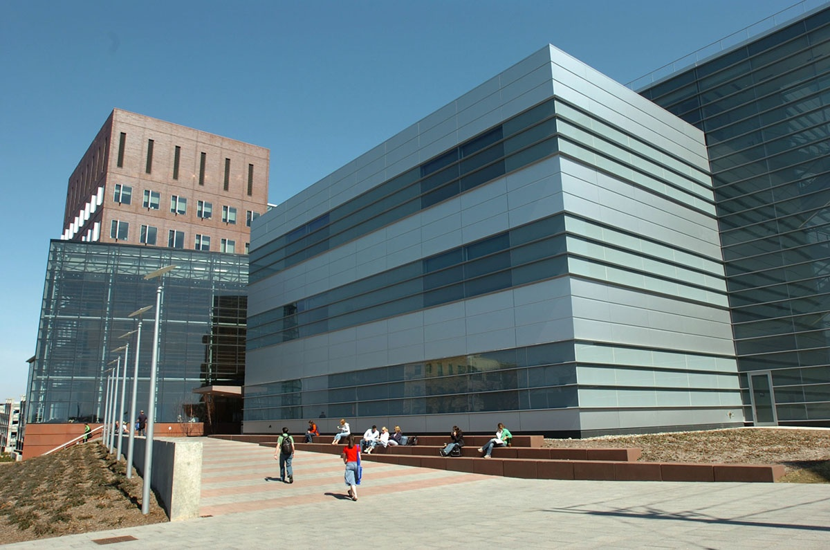 Picture of Whitman School of Management