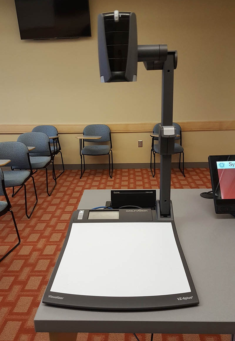 Wolfvision Document Camera