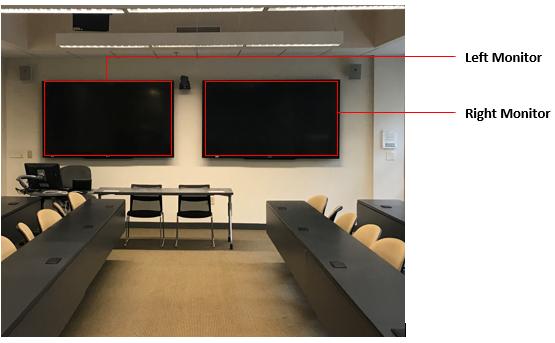 018 Main Display Monitors