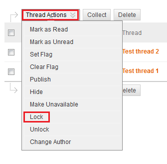 image showing how to lock db thread