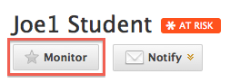 Monitor Student Option