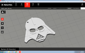 Tinkercad Image to be Printed