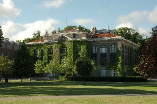Picture of Bowne Hall