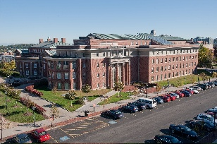 Picture of Eggers Hall