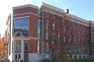 Picture of Sims Hall