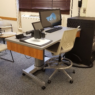 Bowne 108 Teaching Station