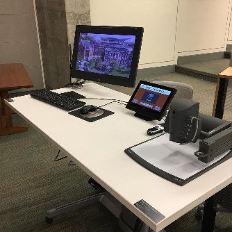 Eggers 010 teaching station