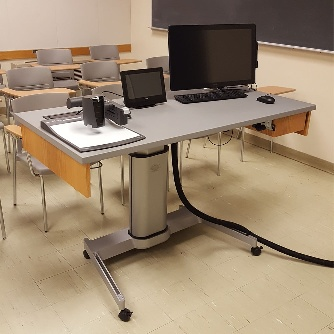 Picture of Teaching Station