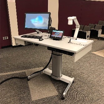 teaching station