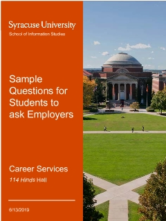Sample questions to ask at career fair.pdf